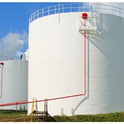 Vertical steel tanks with capacity from 10 m3 to 10,000 m3 фото