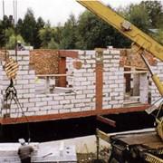 Строительство и ремонт зданий, реконструкция, капитальный ремонт, текущий ремонт фото