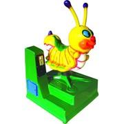 Электрокачалка Гусеница фото