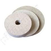 Полировочный круг Фетровый 100х20х10 (мягкие) фото