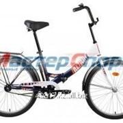 Велосипед городской Altair 24 фото