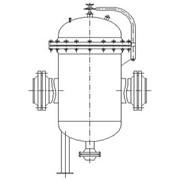 Сетчатый дренажный жидкостный фильтр СДЖ фото
