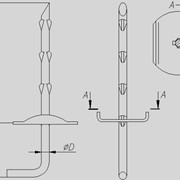 Анкер для волокнистой футеровки Класс F Тип II фото