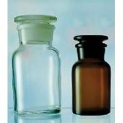 Склянка для реактивов с притертой пробкой 2-2-500 АКГ 2.840.013 фото