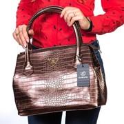 Бронзовая элитная сумка ЕМ фото