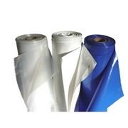 Пленка термоусадочная-белая 9,8*30,5, 178 микрон, 297м2, 52,6 кг фото