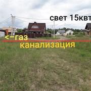 Участок ИЖС, д.Шарапово, г. Москва фото
