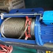 Тельфер электрический 1тн, 8м MIROLIS (Китай) фото