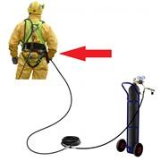 Шланговый дыхательный аппарат ШДА фото