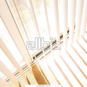 Вертикальные жалюзи изготовленные из пластика фото