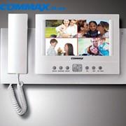 Установка и сервисное обслужывание индивидуальных видео и аудио домофонов Commax фото