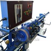 Автоматический станок для производства горизонтальных жалюзи фото