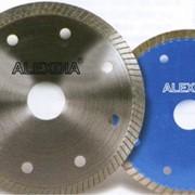Диски алмазные круги для камня, Турбо диски алмазные фото