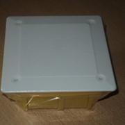 Коробка распределительная 100х100 фото
