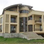 Строительство элитных коттеджей в Севастополе фото