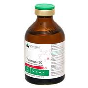 Препарат антибактериальный Тилозин 50 фото