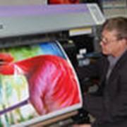 Материалы для цифровой печати на сольвентной основе фото