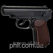 Пневматический пистолет KWC PM KM44 фото