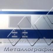 Двухцветная приборная панель с фрезировкой, выполненная на алюминни толщиной 3 мм фото