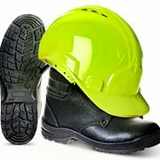 Спецобувь, рабочая обувь каучуковая фото
