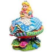 "Скульптура ""Алиса в стране чудес"" 15х22х15см. арт.4049693 Disney фото"