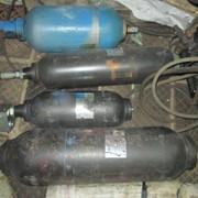 Гидро-пневмоаккумуляторы различного давления и объема фото