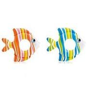 "Круг для плавания Intex 59223 ""тропические рыбки"" 83x81 см (От 3-6 лет) фото"