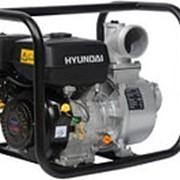 Мотопомпа Hyundai HY 100 фото