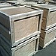 Ящик фанерный, деревянная коробка, тара деревянная фото