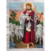 """Икона """"Иисус пастух"""" фото"""