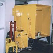 Камеры порошкового напыления КН-1200 фото