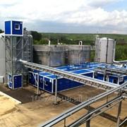 Очистка сточных вод молочных комбинатов, предприятий пищевой и консервной промышленности фото