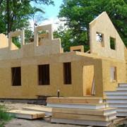 Дом по канадской технологии из CIP панелей фото