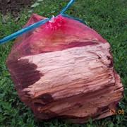 Сетка для упаковки дров фото