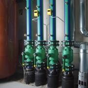 Промышленные трубопроводы фото