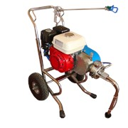 Окрасочное оборудование с бензиновым приводом DP-6845 фото