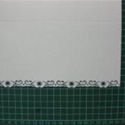 Контурная резка бумаги фото