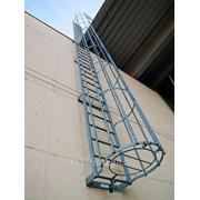 Проведения расчетов и испытаний пожарных лестниц ,ограждений фото
