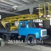 Аренда / услуги автовышки АП-17 г. Мариуполь фото