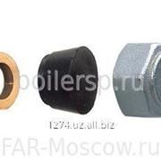 Заглушка на отвод коллектора М24x19, хромированная, артикул FK 4250 фото