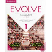 Leslie Anne Hendra, Mark Ibbotson, Kathryn O'Dell Evolve 1 Full Contact with DVD фото