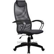 Кресло для персонала Metta BP-8Pl, серое фото