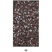 Защитно-отделочная штукатурка мозаичная/ LAOS 4/1,0-1,6 мм/, 25кг фото