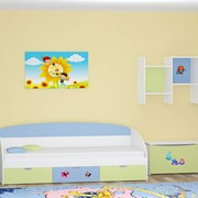 Мебель детская коллекция Изумрудный город фото