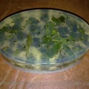 Мыло с сухоцветом мяты-90 грамм фото