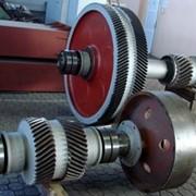 Комплектующие к металлургическому оборудованию фото