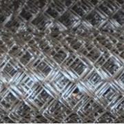 Сетка-рабица в полимерном покрытии фото