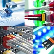 Проектирование и строительство структурированных кабельных систем (СКС) гражданского и промышленного секторов фото