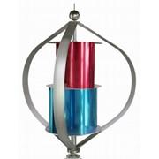 Ветрогенератор вертикальный 400вт фото