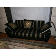 Перетяжка мягкой мебели, обивка, ремонт, реставрация, изменение дизайна фото